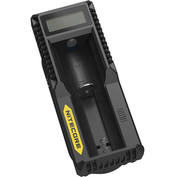 NITECORE UM10 USB Management and Lithium-Ion Battery Charging System (1-Bay)
