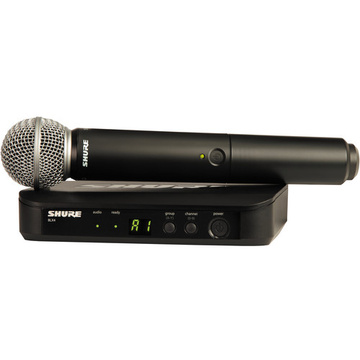 Shure BLX24-SM58 Vocal Wireless System