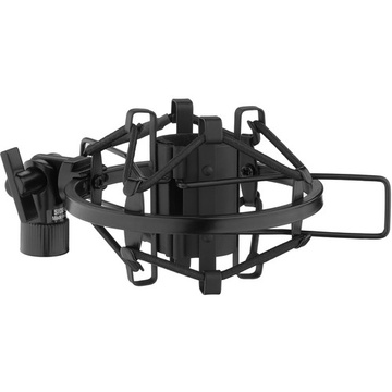 Auray SHM-SD1 Clamping Suspension Shockmount for Small Diaphragm & Shotgun Microphones