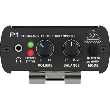 Behringer POWERPLAY P1 Personal In-Ear Monitor Headphone Amplifier