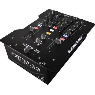 Allen & Heath XONE 23 - 2+2 Channel DJ Mixer