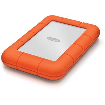 LaCie 1TB Rugged Mini Portable Hard Drive USB 3.0