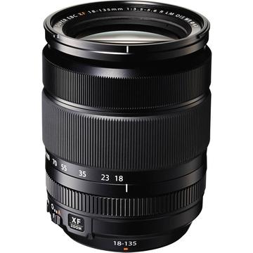 Fujifilm XF 18-135mm f/3.5-5.6 R LM OIS WR Lens