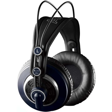 AKG K240-MKII Professional Semi-Open Studio Headphones