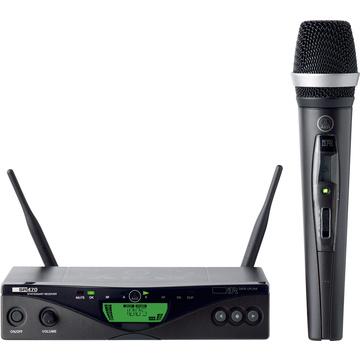AKG WMS470-D5 Vocal Dynamic Wireless System