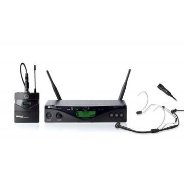 AKG WMS 470 Presenter Set Wireless Microphone System (Lapel Set)