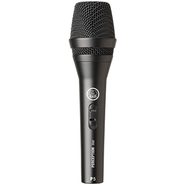 AKG P5S Perception Dynamic Vocal Microphone with Switch