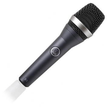 AKG D5 Handheld Supercardioid Dynamic Vocal Microphone