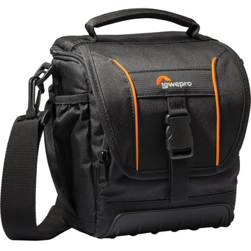 Lowepro Adventura SH 140 II Shoulder Bag (Black)