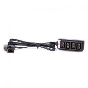 D-Tap Power Splitter 1 to 4 way