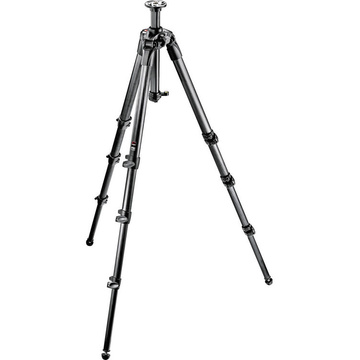 Manfrotto 057 - 3 Section Carbon Fiber Tripod (Geared)