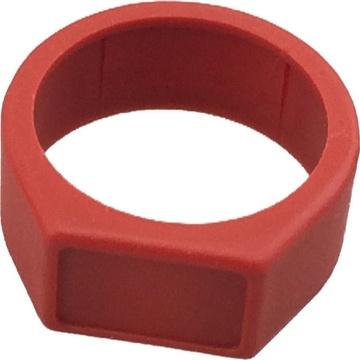 Neutrik XCR Coloured Ring (Red Finish)