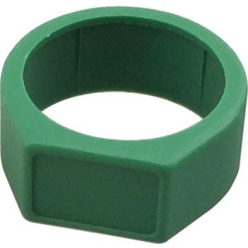 Neutrik XCR Coloured Ring (Green Finish)