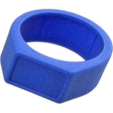 Neutrik XCR Coloured Ring (Blue Finish)