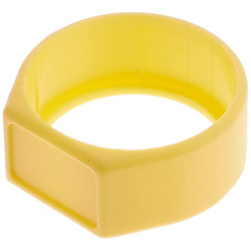 Neutrik XCR Coloured Ring (Yellow Finish)