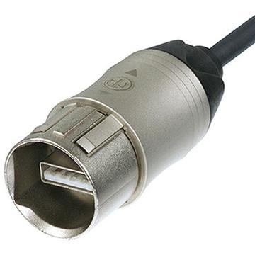 Neutrik 3.28' (1 m) USB 2.0 Patch Cable