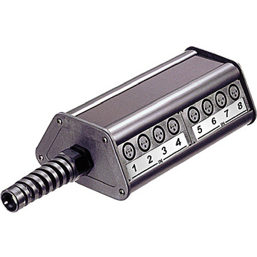 Neutrik NSB2A-12/4 Type A Stage Box (12 Input / 4 Output, Length 2)