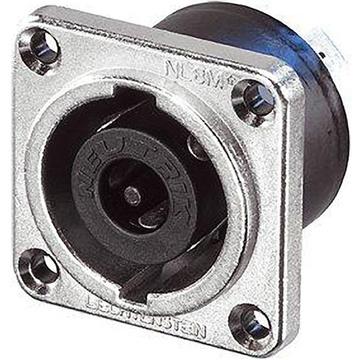 Neutrik NLT8MP speakON 8-Pole Male Chassis Connector