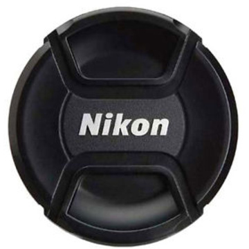 Nikon 72mm Snap On Front Lens Cap