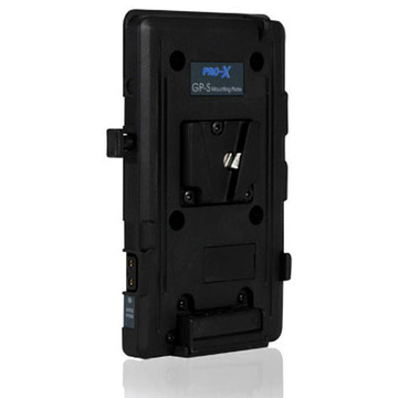 Core SWX GP-S V-Mount Plate with Powertap Port