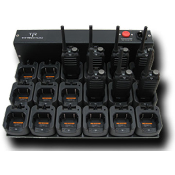 Titan Radio TR18MUC Eighteen Unit Rapid Rate Charger for TR200