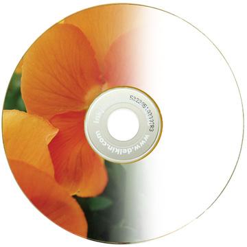 Delkin Inkjet BD-R Binder (5)