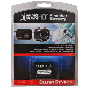 Delkin WingmanHD Premium Rechargeable Battery