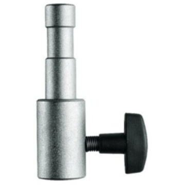 """Manfrotto 153 Mole Richardson Baby Adapter - 5/8-5/8"""""""