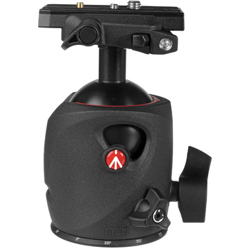 Manfrotto 057 - Magnesium Ball Head with Q5 Quick Release