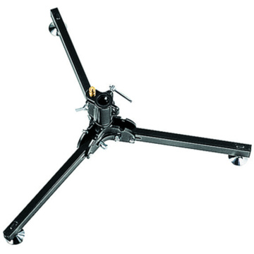 Manfrotto 299FBASE Base with Universal Head (No Wheels)