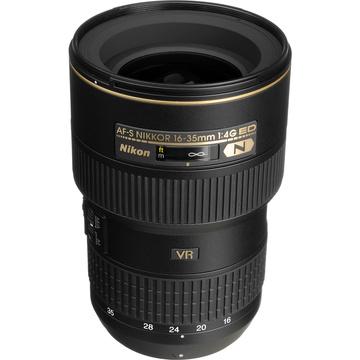 Nikon AF-S 16-35mm f4G ED VR Wide Angle Zoom Lens
