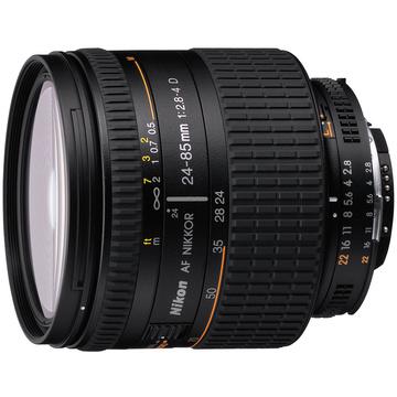 Nikon AF-S 24-85mm f2.8-4D IF Lens