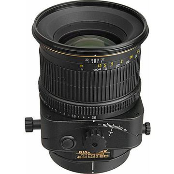 Nikon PC-E Micro 45mm f2.8D ED Lens