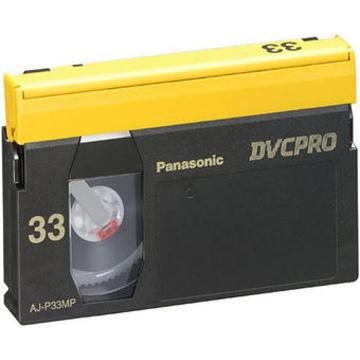 Panasonic DVCPRO Cassette Tape 33 Minutes