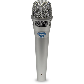 Samson CL5 Handheld Condenser Microphone (Nickel)