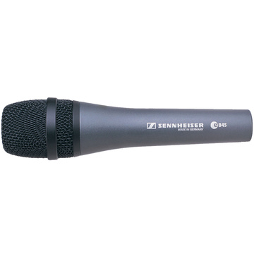 Sennheiser E845 Dynamic Professional Vocal Microphone