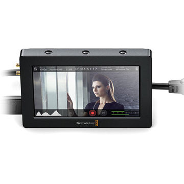 Blackmagic Video Assist Recorder & Monitor