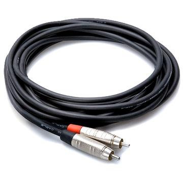 Hosa HRR-100 Pro RCA Cable 100ft