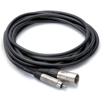 Hosa HRX-005 Pro XLR to RCA Cable 5ft