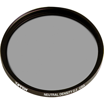 Tiffen 52mm Neutral Density (ND) Filter 0.4