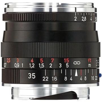 Zeiss Biogon T* 35mm f2.0 ZM Lens BLACK