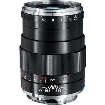 Zeiss Tele-Tessar T* 85mm f4 ZM BLACK