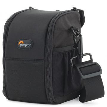 Lowepro S&F Lens Exchange Case 100 AW (Black)