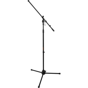 Auray MS-5230F Tripod Microphone Stand with Fixed Boom