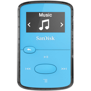 SanDisk 8GB Clip Jam MP3 Player (Blue)