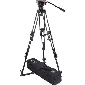 Secced Reach Plus 2 Carbon Fibre Tripod Kit