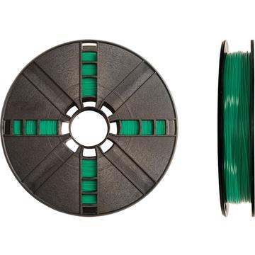 MakerBot 1.75mm PLA Filament (Large Spool, 2 lb, Translucent Green)
