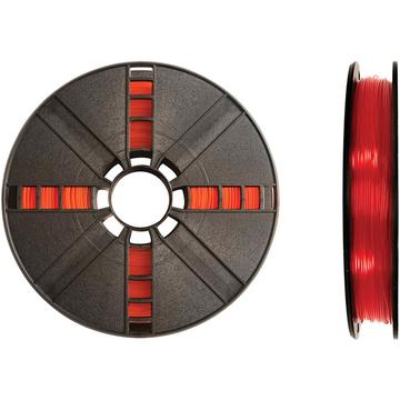 MakerBot 1.75mm PLA Filament (Large Spool, 2 lb, Translucent Orange)