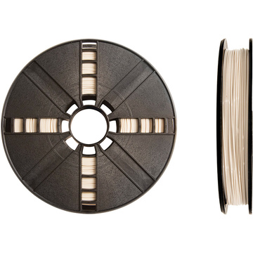 MakerBot 1.75mm PLA Filament (Large Spool, 2 lb, Warm Gray)