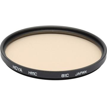 Hoya 46mm 81C Color Conversion (HMC) Multi-Coated Glass Filter